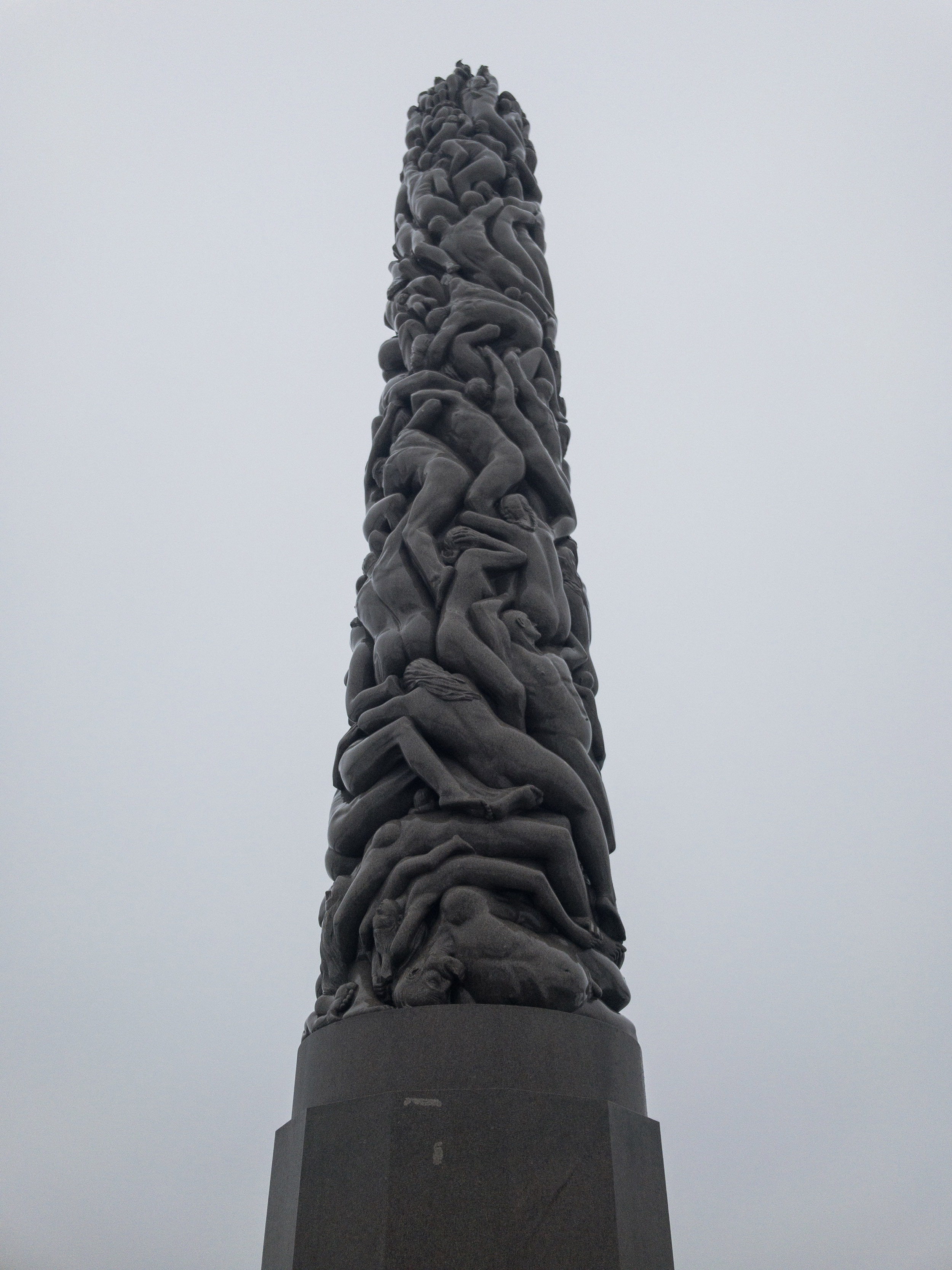 Oslo Vigeland Park sculpture.JPG