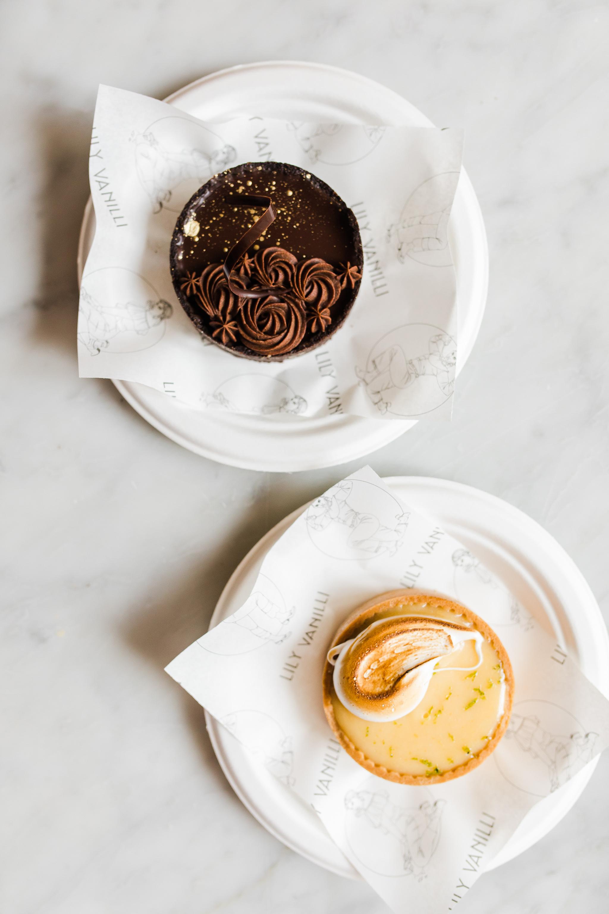 Lily Vanili Cafe Cakes Close Up.jpg