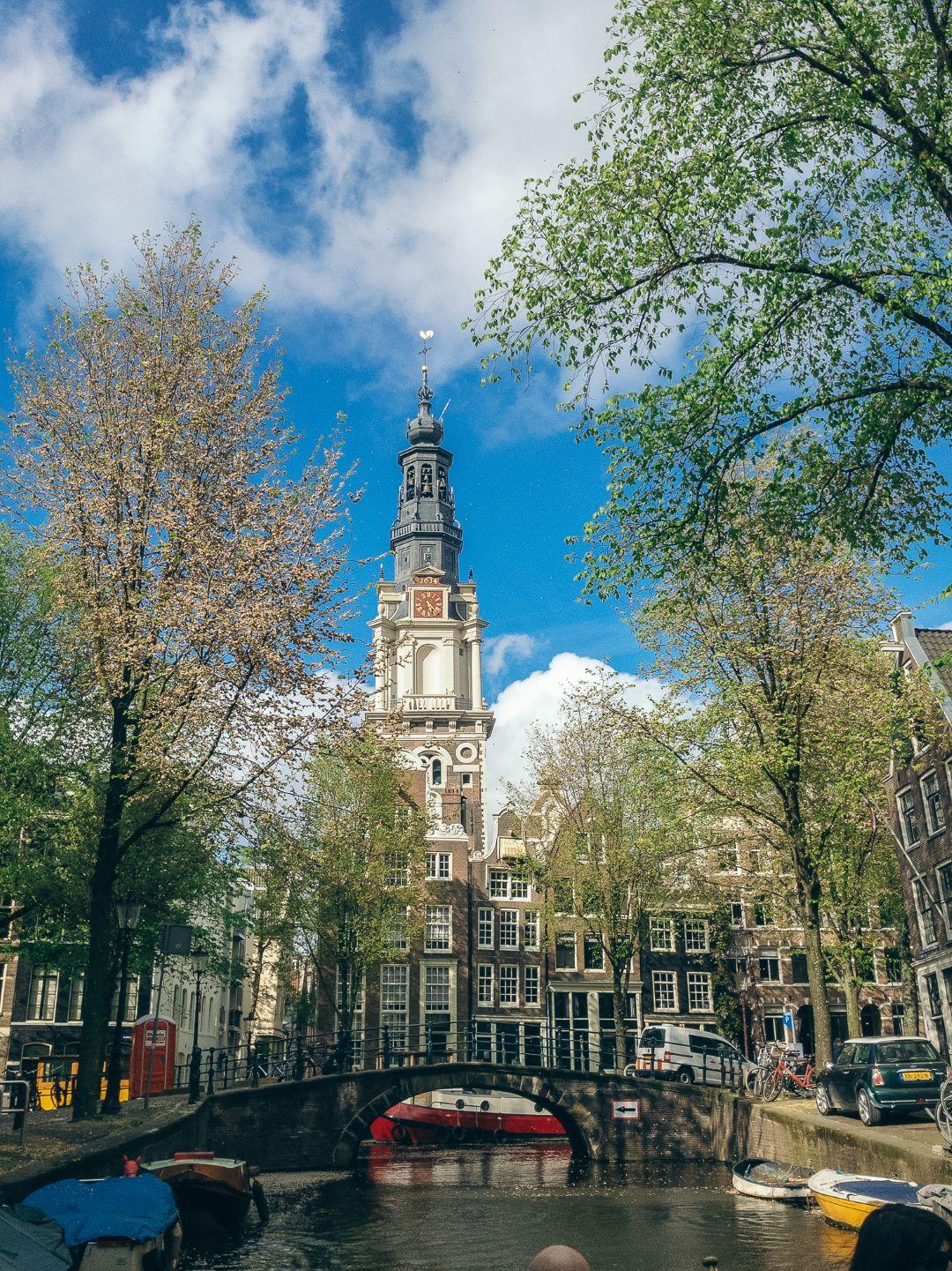 Amsterdam Church View from Boat.jpg