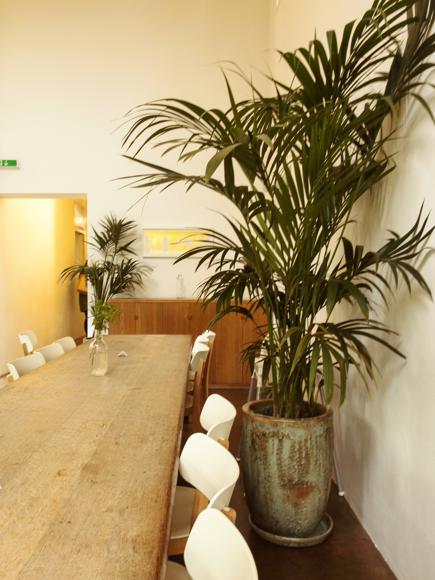 South London Gallery Crane's Kitchen Cafe - What Dominika Did.JPG