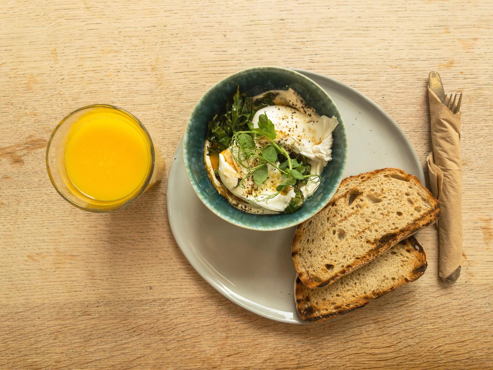 South London Gallery Crane's Kitchen Weekend Brunch - What Dominika Did.JPG