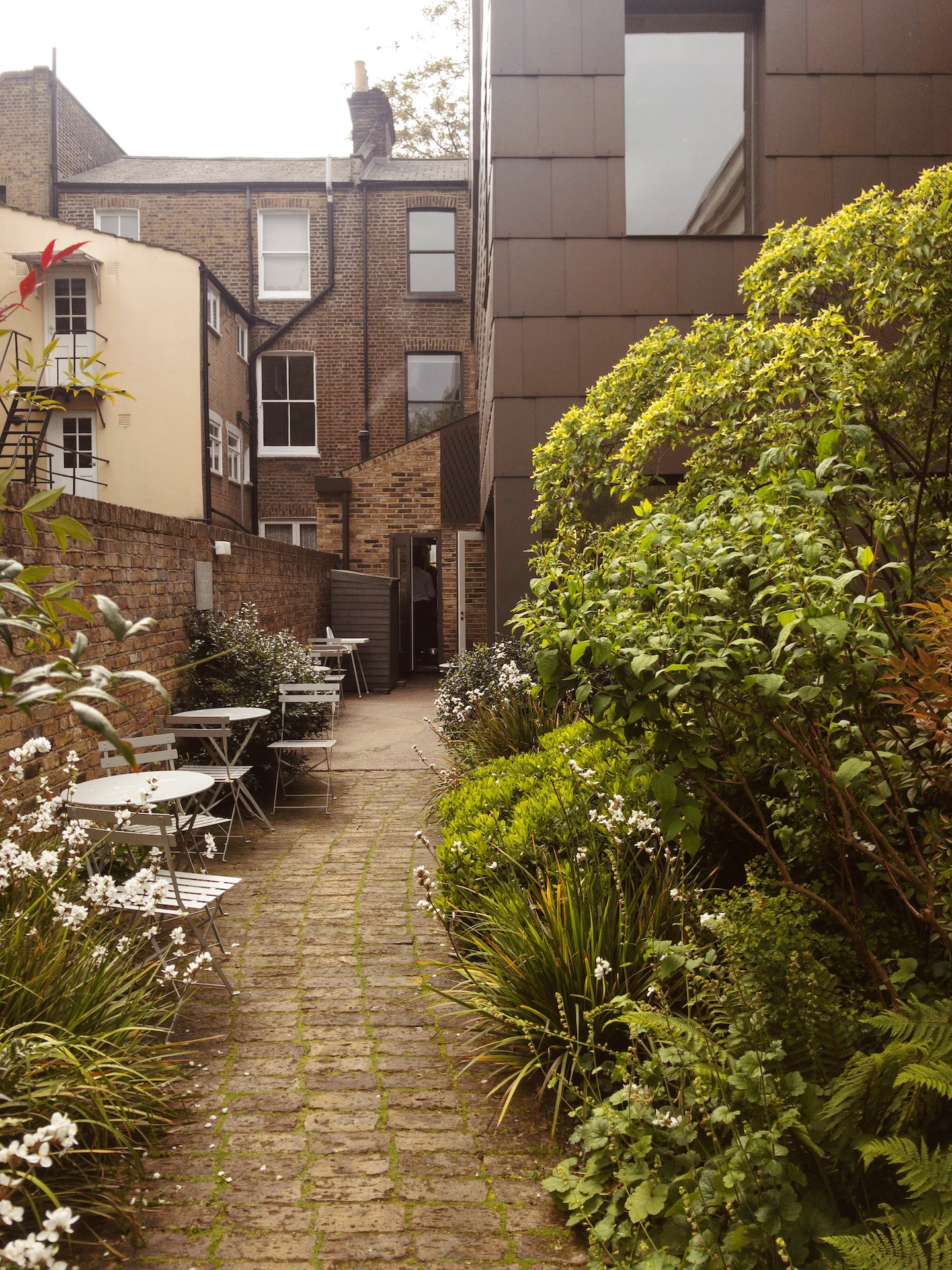 South London Gallery Back Garden Tables - What Dominika Did.JPG