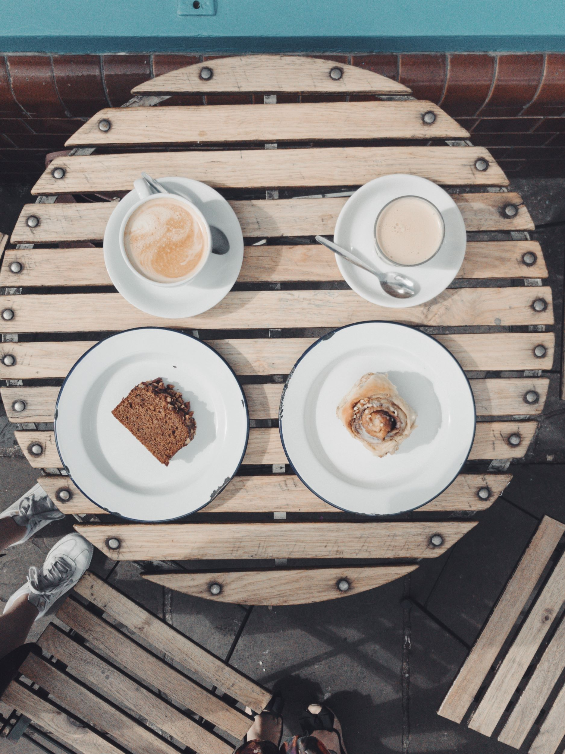 Best London Shoreditch Coffee and Pastries.JPG