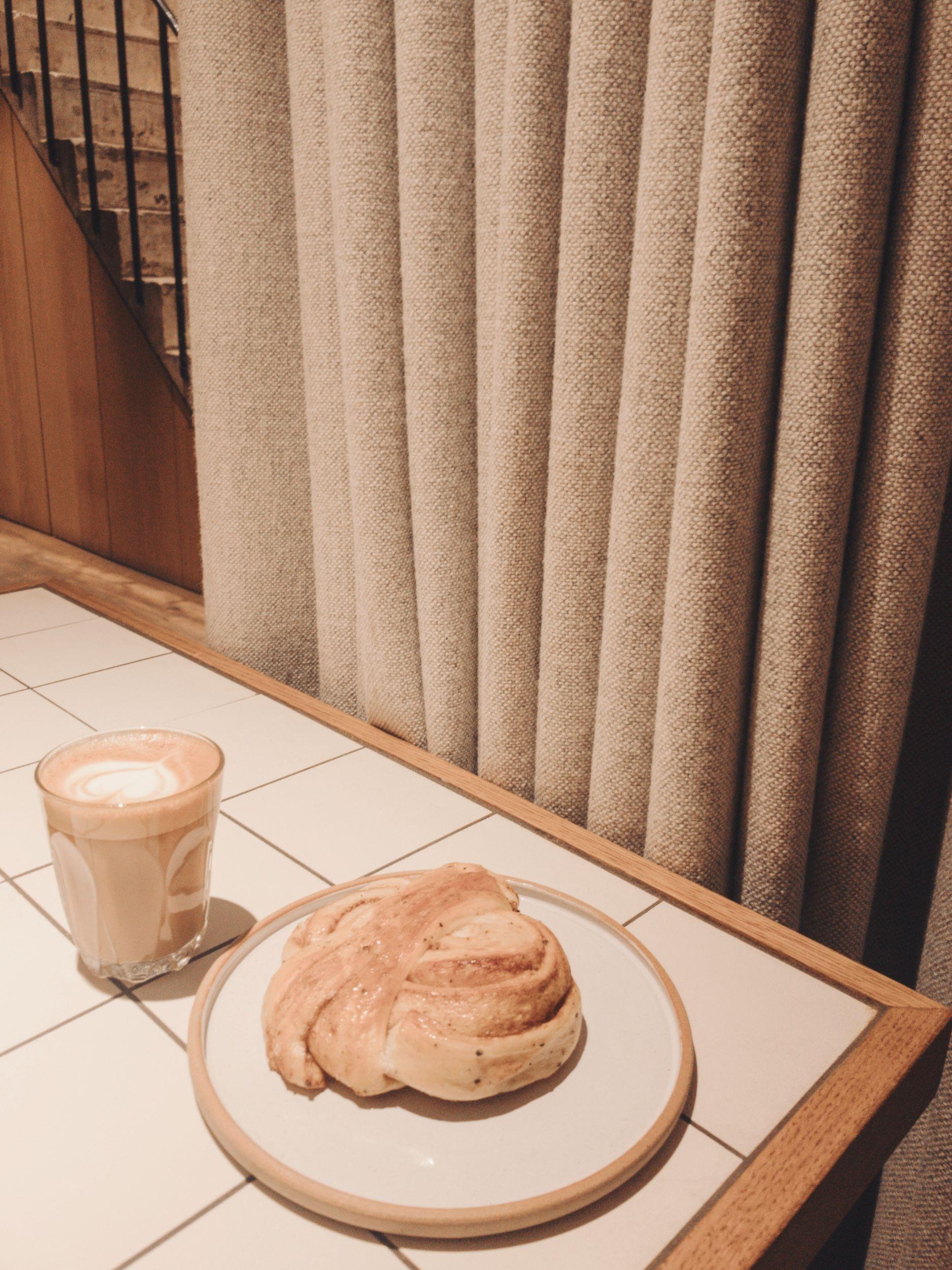Best Coffee Shops in London The Watch House.JPG