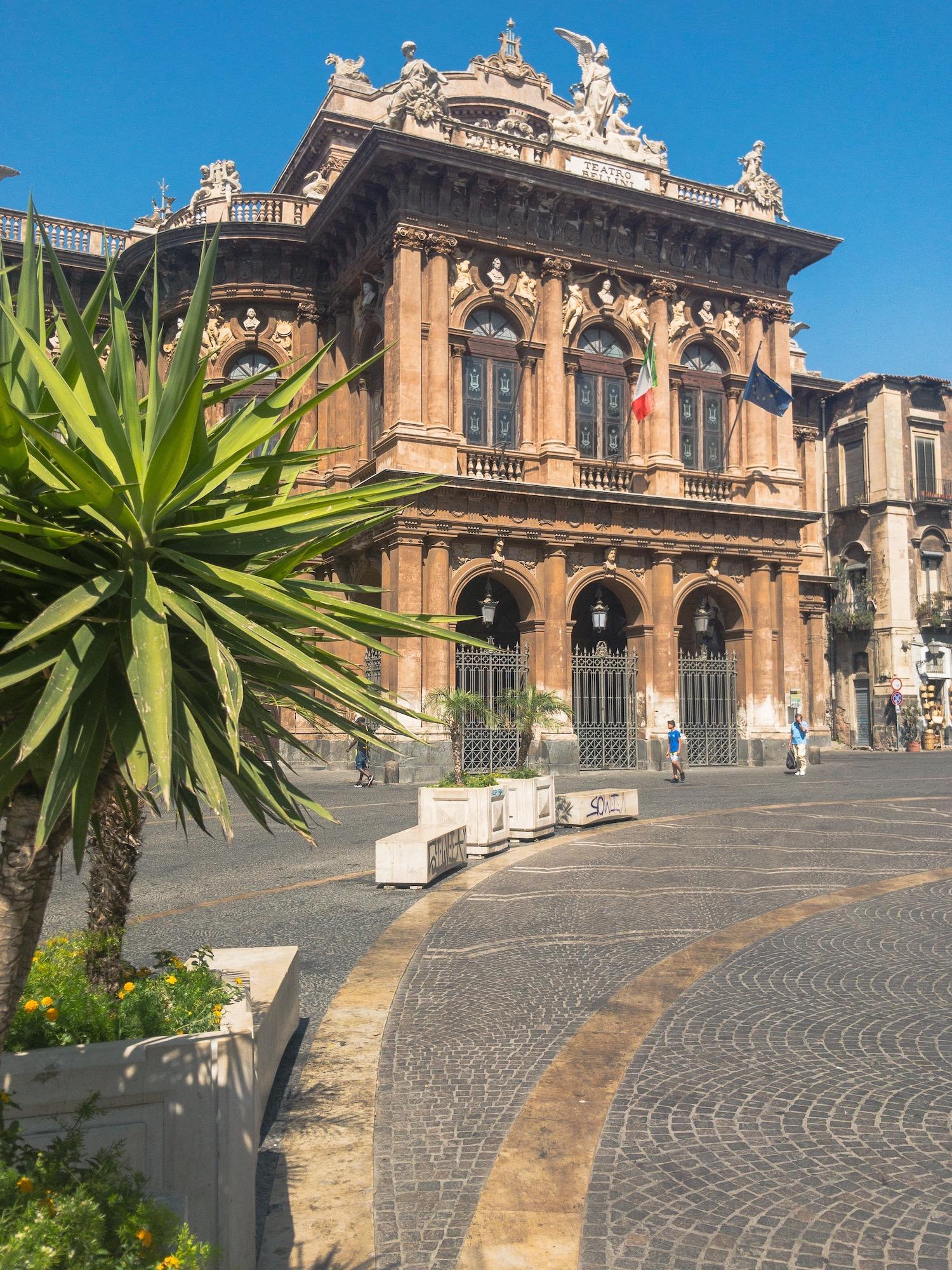 Catania Sicily Opera House.JPG