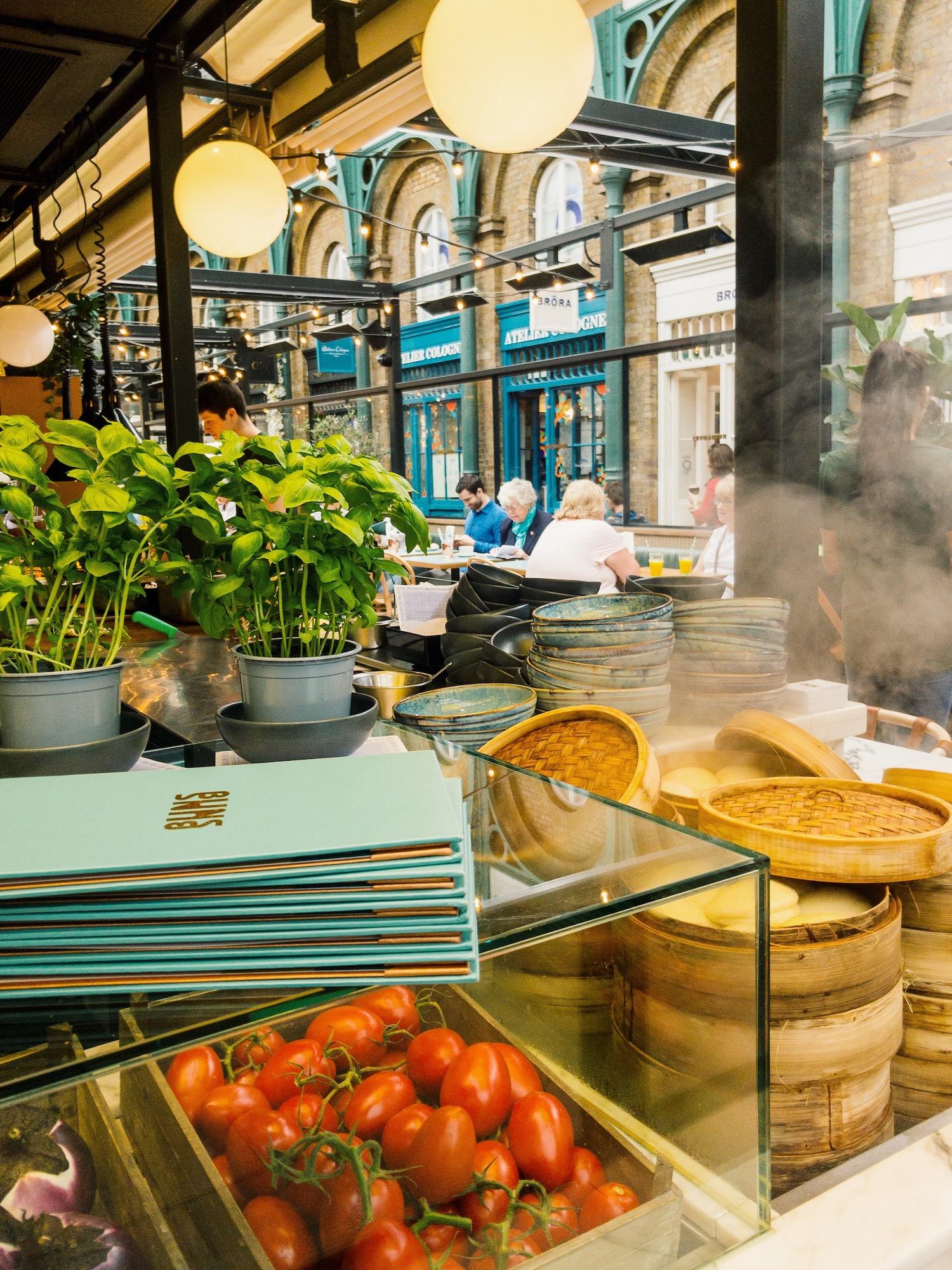 Buns & Buns Covent Garden London Restaurant.JPG