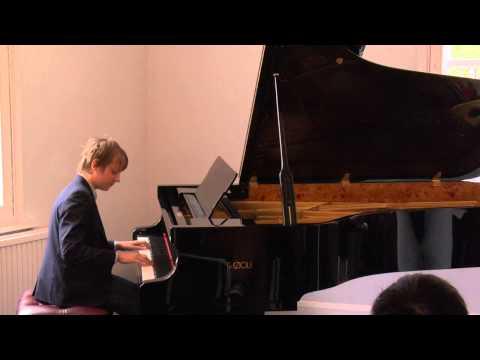 Blue Bossa by Kenny Dorham, Jazz Piano