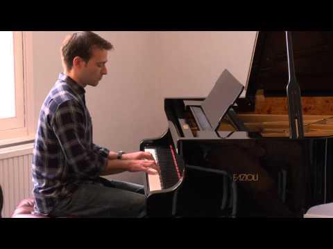 Prelude in C Major by J.S. Bach (BWV 846)
