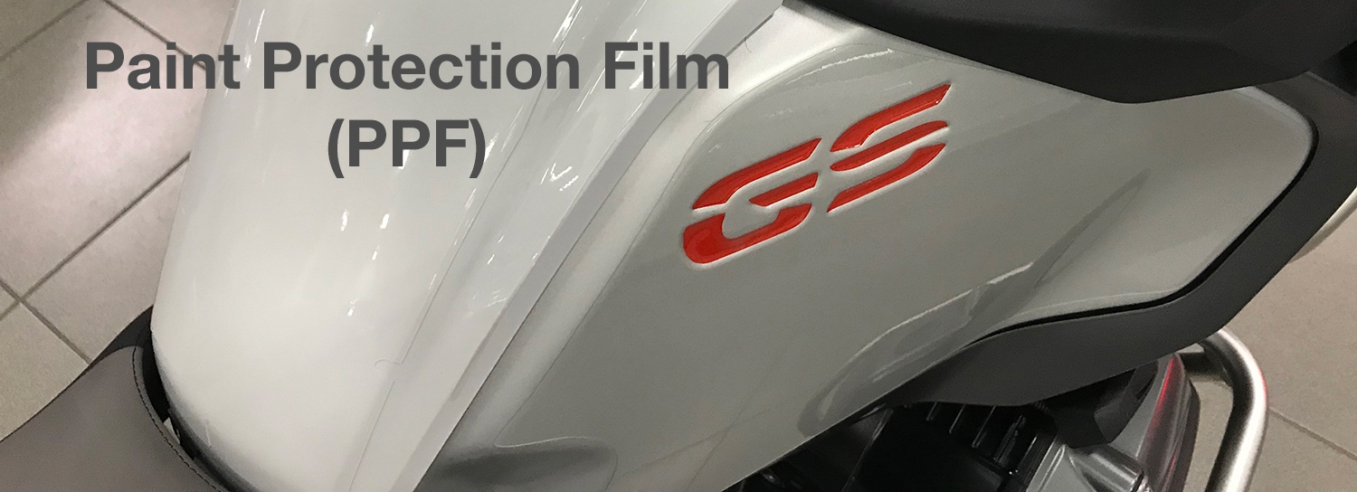 BMW R1200 1250 GS LC ADVENTURE 2014 to now BMW World Stickers brings PPF paint protection film Decals
