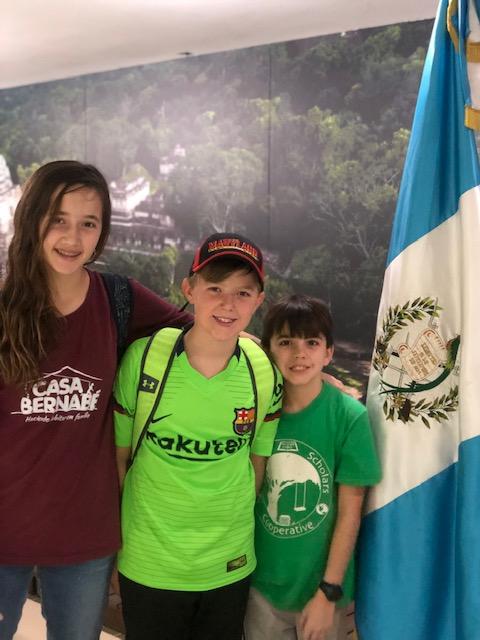 Sammy's 4th trip to Guatemala