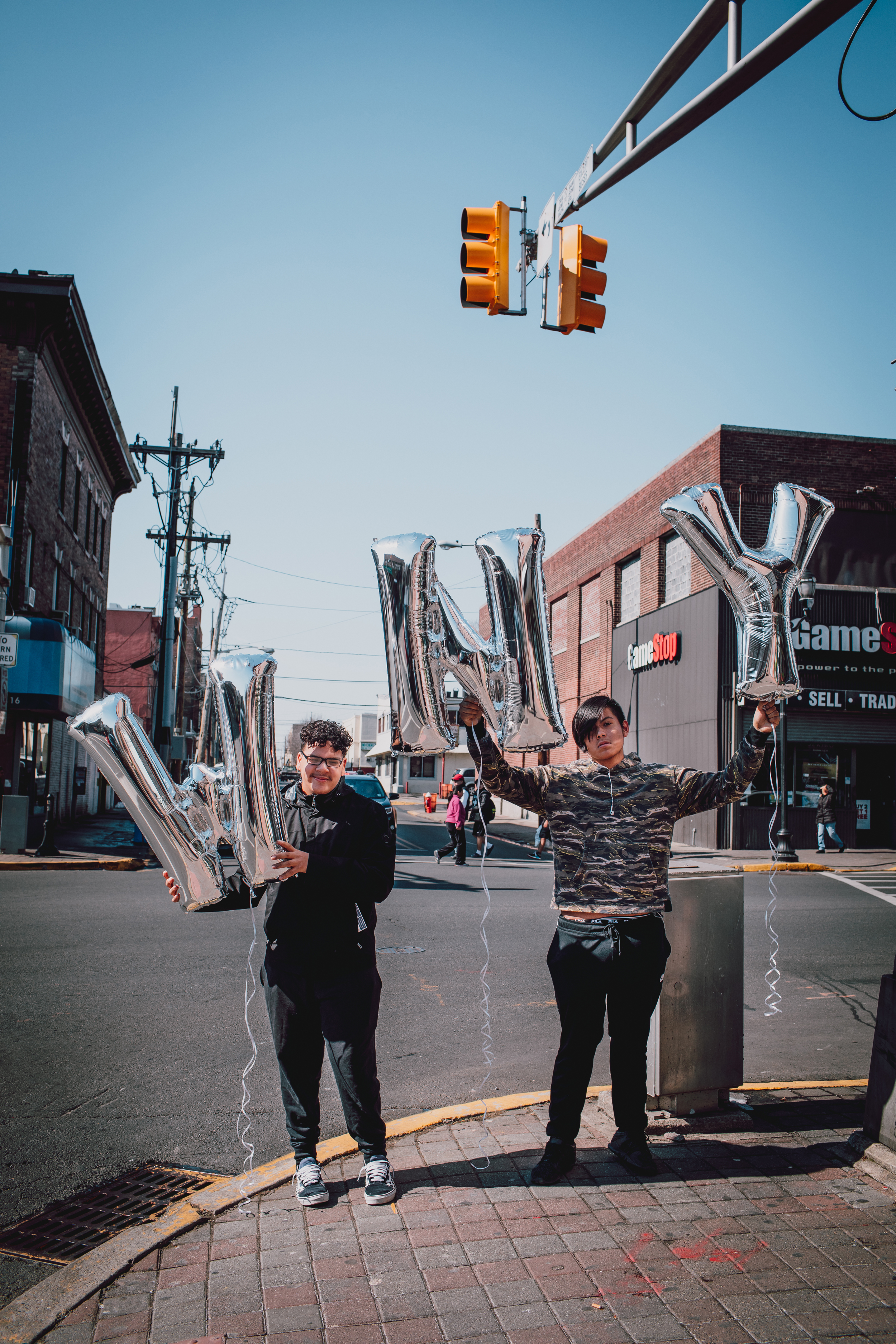 And so we mean it when we tell you: in West New York friendships like these have grow stronger. Adventures are created and they lead our youth to explore and enjoy the sun just a little bit longer. -