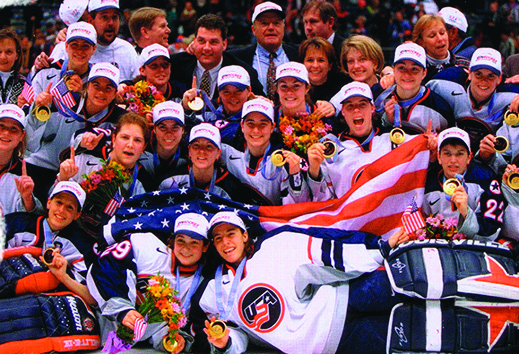 98 WIH Olympic Team Gold.jpg