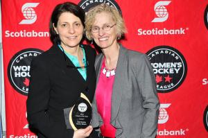2013 CWHL Coach of the Year