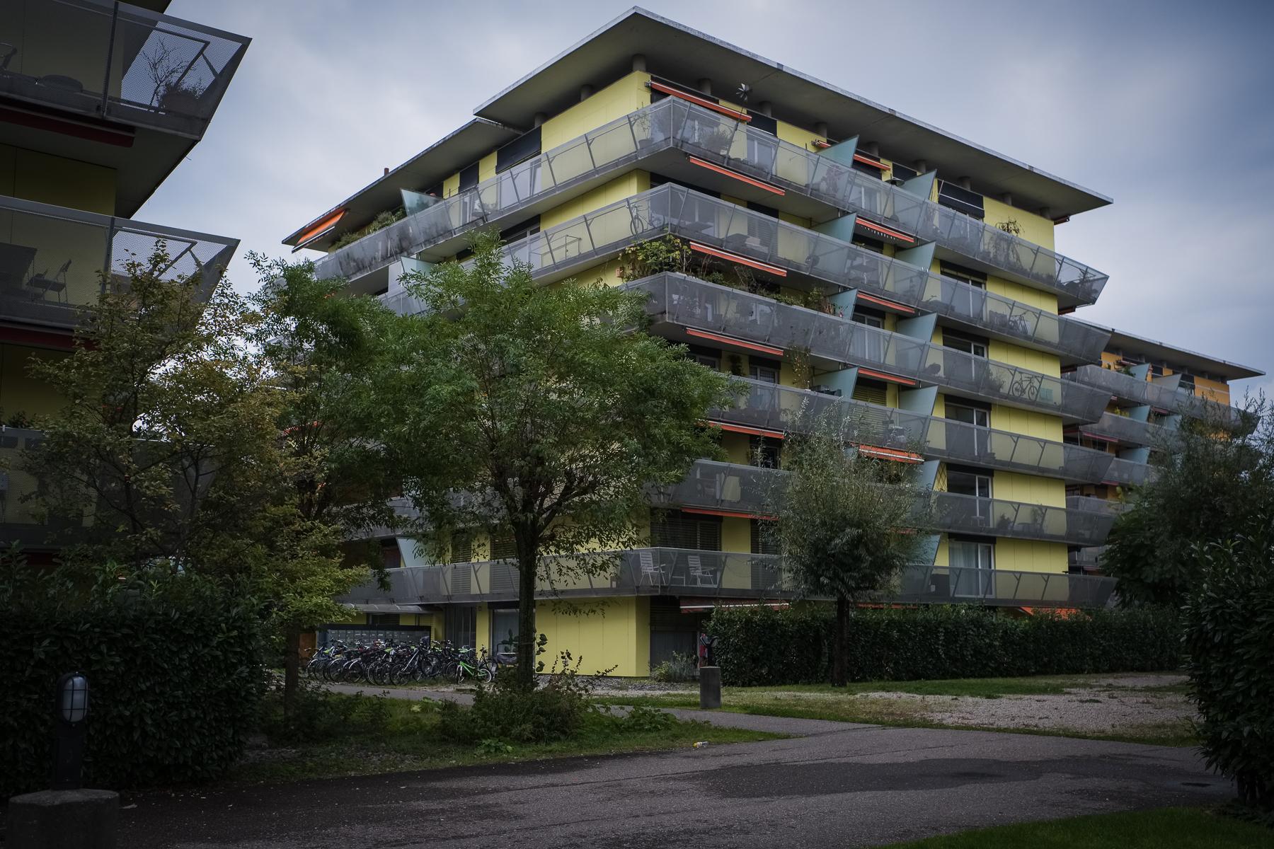 Zürich Kreis 5 - Hans-Peter Breiter - www.zeitbilder.ch