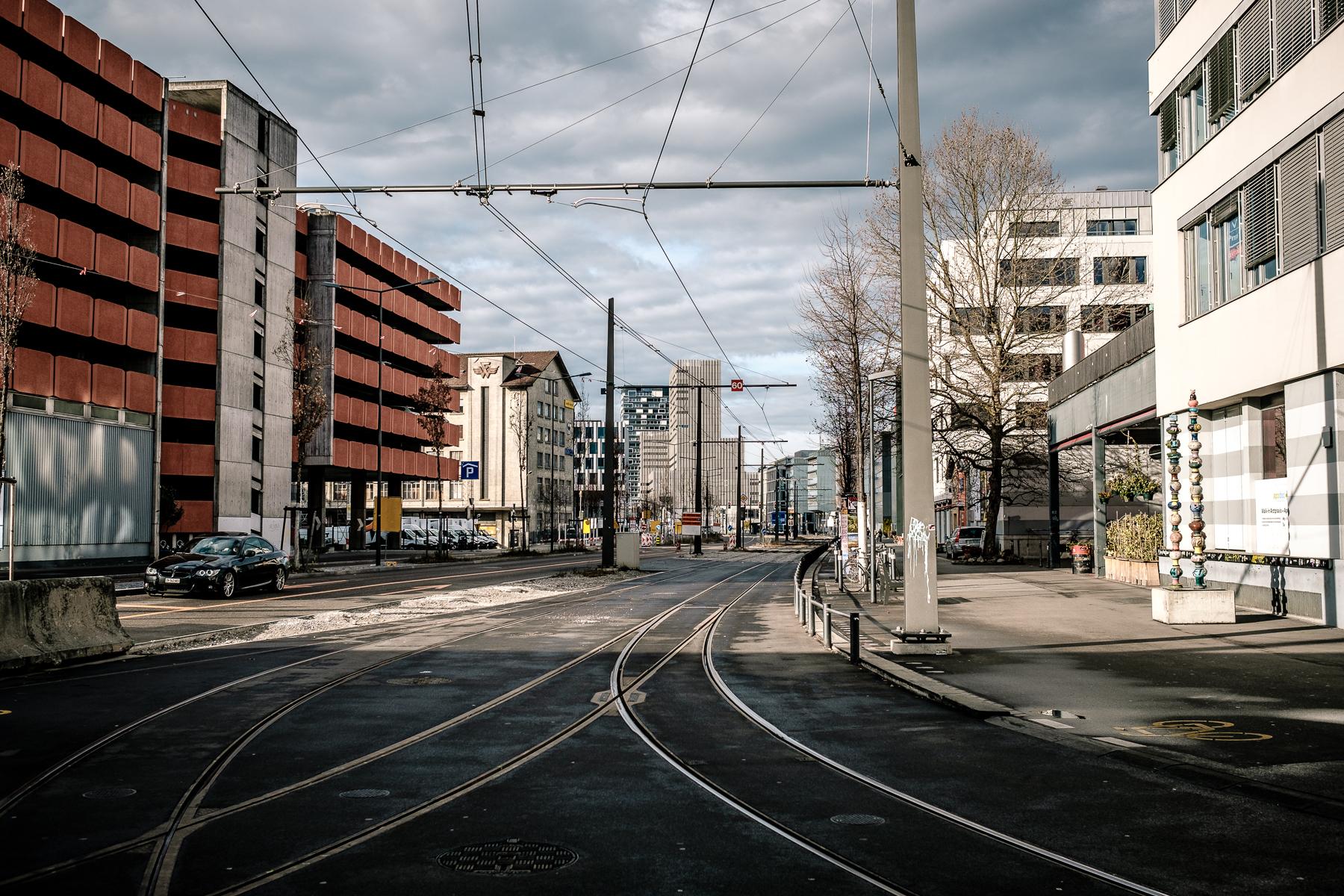 Zürich - Hans-Peter Breiter - www.zeitbilder.ch