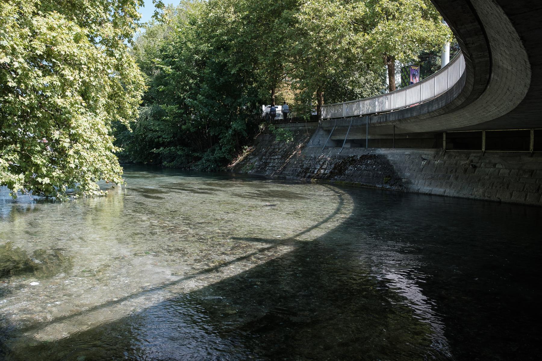 Zürich Schanzengraben