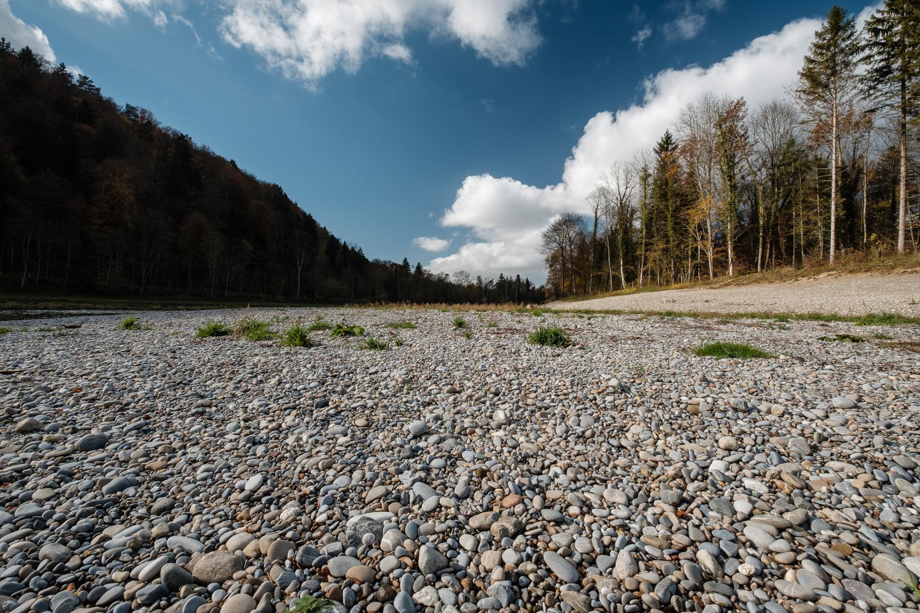 Thur bei Alten - Hans-Peter Breiter - www.zeitbilder.ch