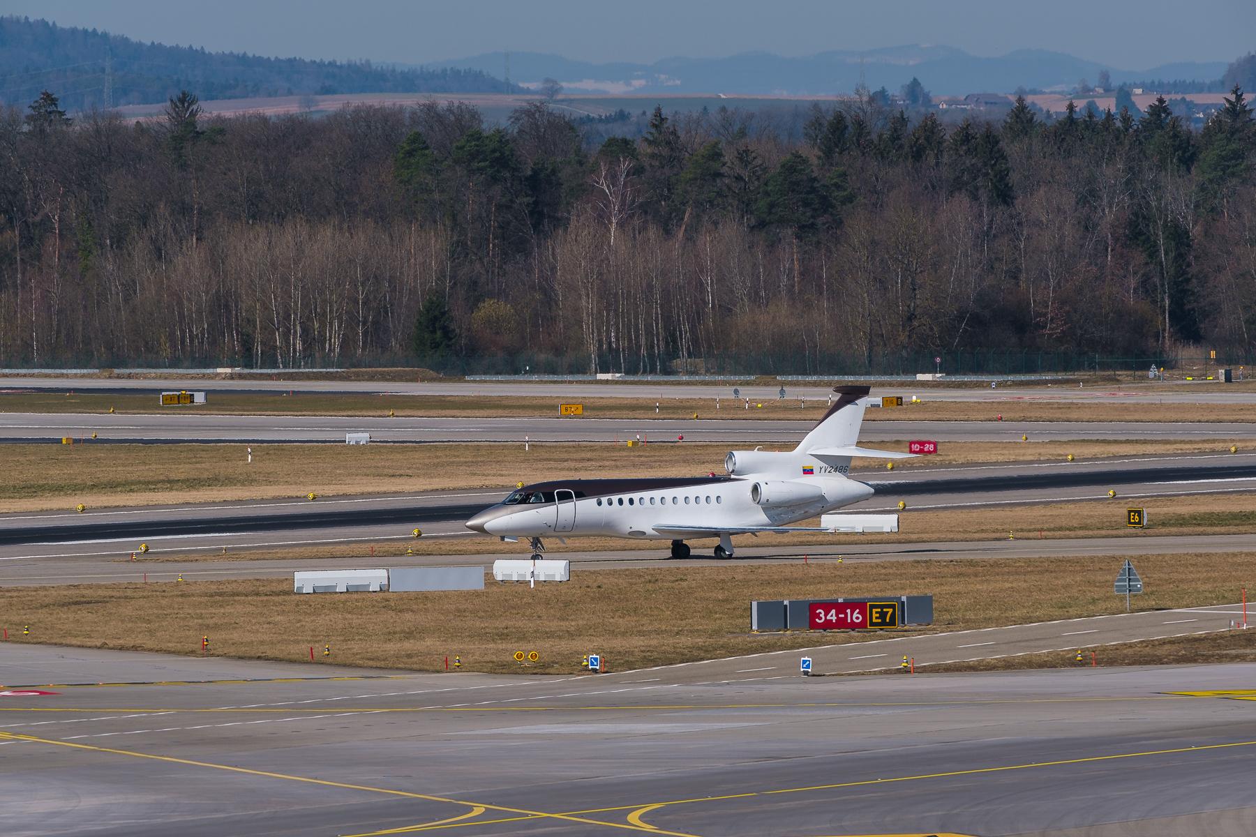 Terrasse Flughafen Zürich-Kloten - Hans-Peter Breiter - www.zeitbilder.ch
