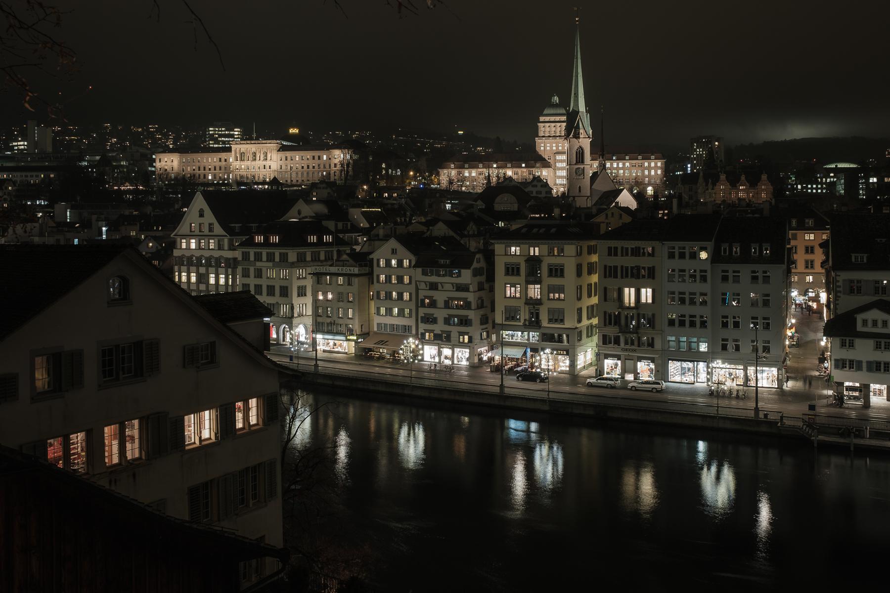 Zürich Dezember 2017 - Hans-Peter Breiter - www.zeitbilder.ch