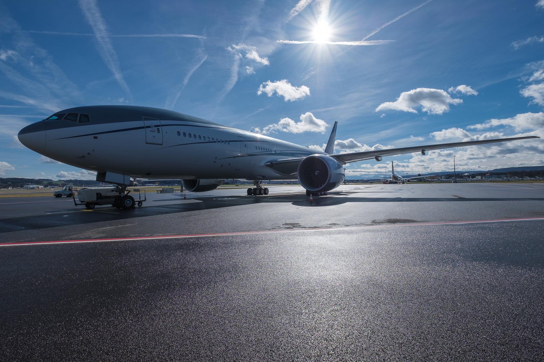 Flughafen Zürich-Kloten AFZ-Tour  - Hans-Peter Breiter - www.zeitbilder.ch