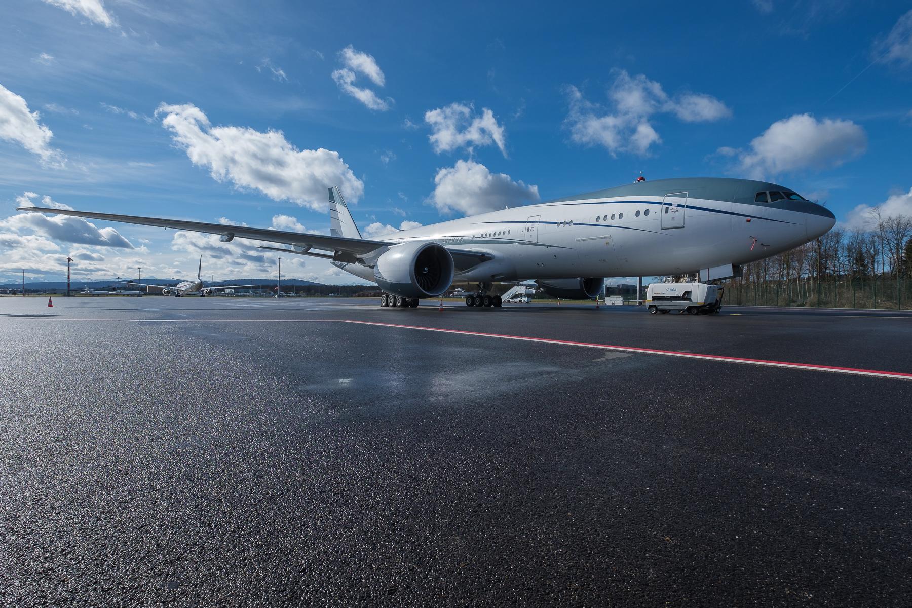 Flughafen Zürich-Kloten AFZ-Tour vom 16. März 2019
