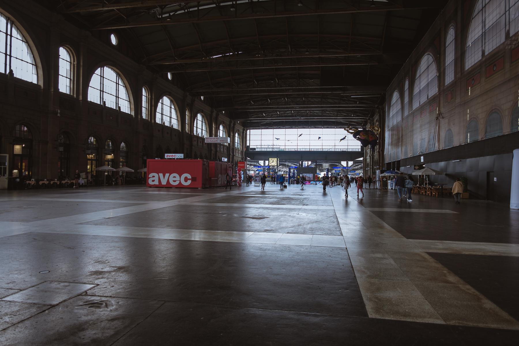 Zürich Innenstadt April 2019 - Hans-Peter Breiter - www.zeitbilder.ch