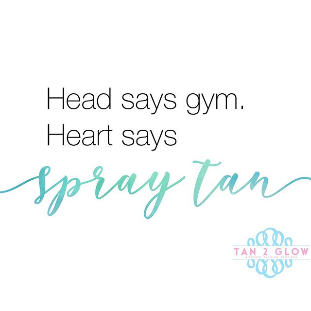 Always follow your heart 💙 . . . . #tantuesday #airbrushtan #sunlesstan #tan2glow #spraytan #fortworthtan #sunless #naturalingredients #skincare #tangoals