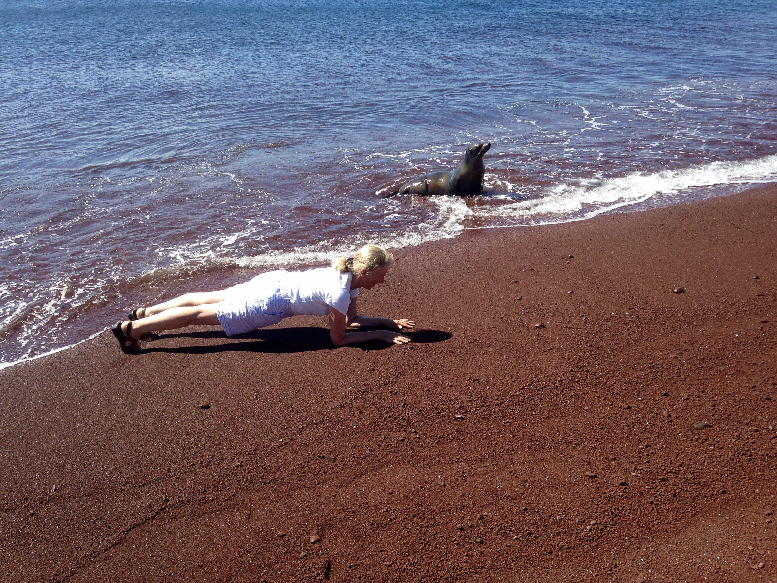 Deborah, Galapagos