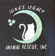 Cats - A fabulous woman-owned and operated business whose primary purpose is the rescue, rehabilitation and adoption of cats in St. Augustine, FL. Run by Shilo Rosenfeld and her family, Luna's Legacy will be the source for all kitties who will reside in The Witty Whisker Cat Cafe.