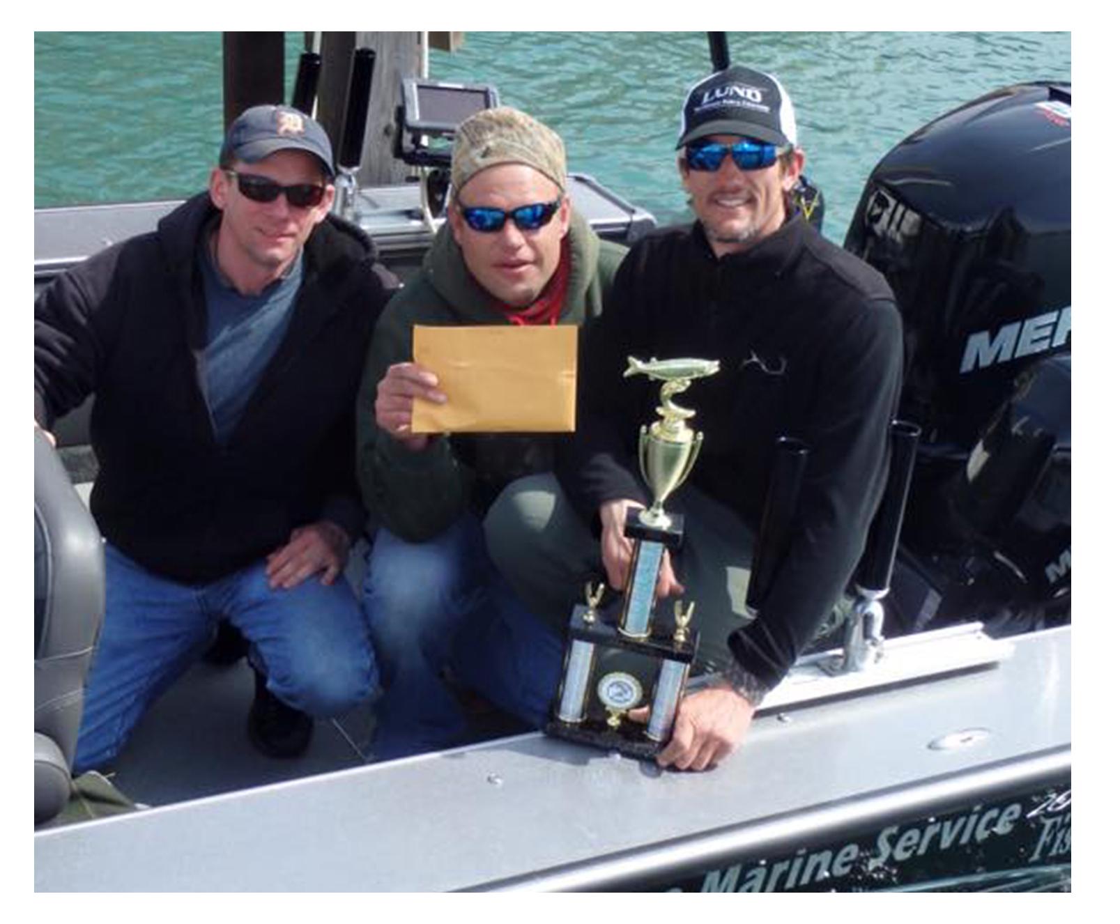 TOURNAMENT HIGHLIGHTS - Championship Caliber Sports Fishing