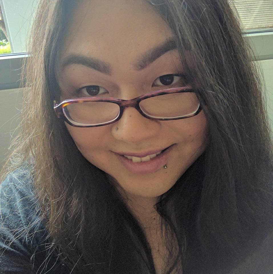 """Sophia Lee, Organizer and Gender Justice League Board Chair - """"I truly believe that Rebeca will continue fighting for marginalized communities and will uphold their rights in all the work that she does in the future."""""""