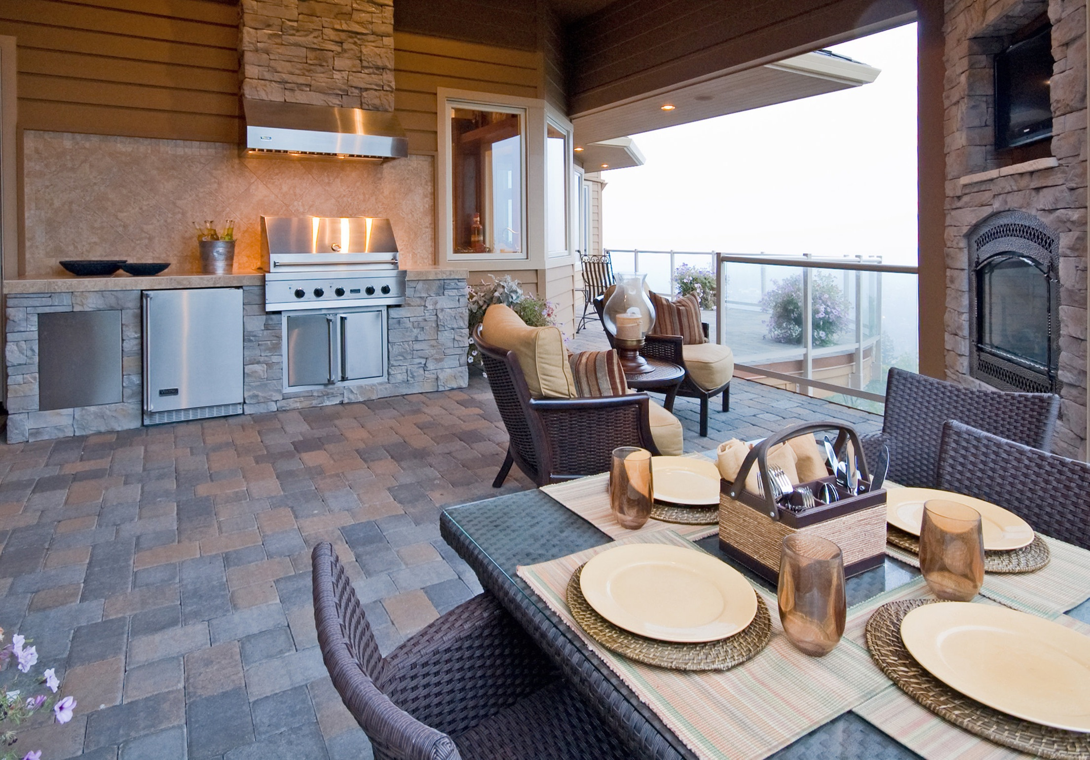 Outdoor living isn't complete without an…  learn more