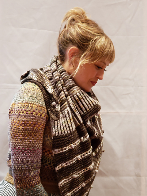 Andea Mowry sweater and scarf.jpg