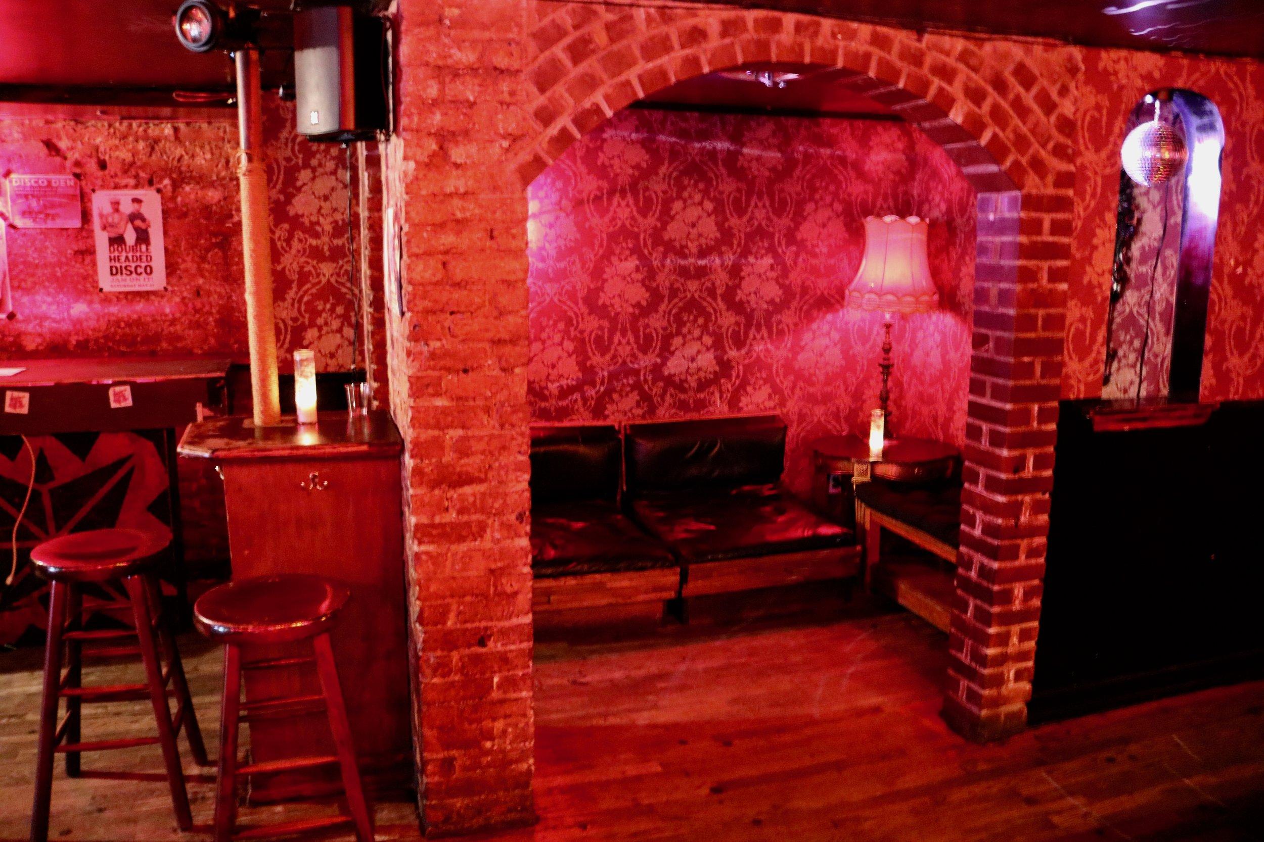 Interior of Bar