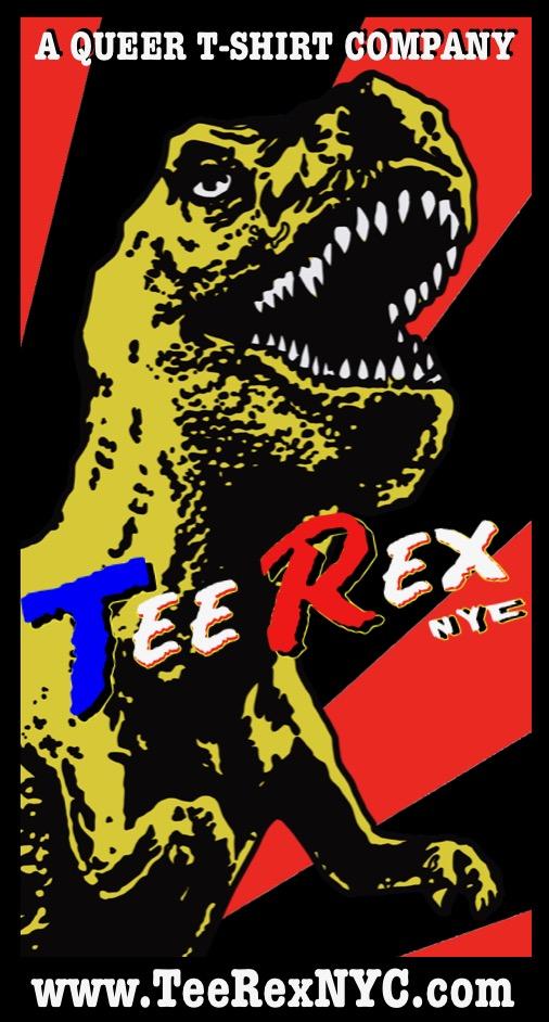 T Rex Tshirts