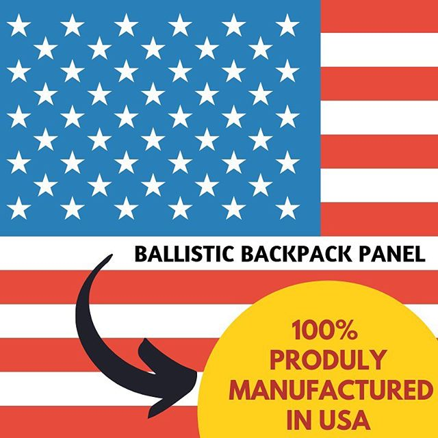 Our products are completely manufactured at 🇺🇸. . . Buy your defensive ballistic protection panel now at ballisticbackpackpanel.com 🆒 . . #ballistic #ballisticbackpackpanel #work #yourself #safety #bestdefense #tips #parentingteens #schoolresourceofficer #schoolsafety #protection #parents #activeshooter #activeshootertraining #activeshooterresponse #armor #usa #washingtondc #newyork #lovekids #lovefamilytime #bulletproff #airsoft #target #lifestyle #veteran #madeinusa #butlocal