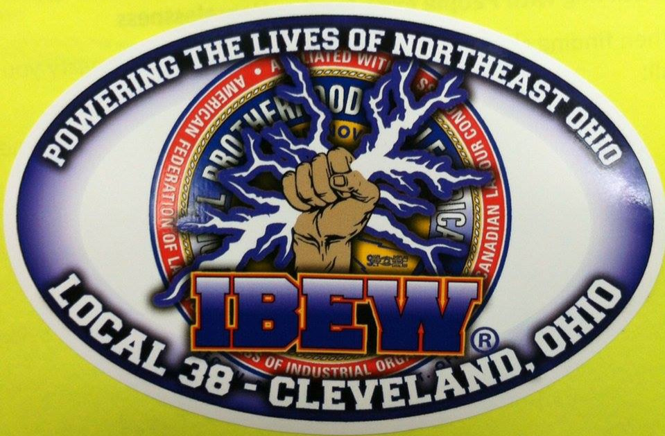 International Brotherhood of Electrical Workers (IBEW) Local 38