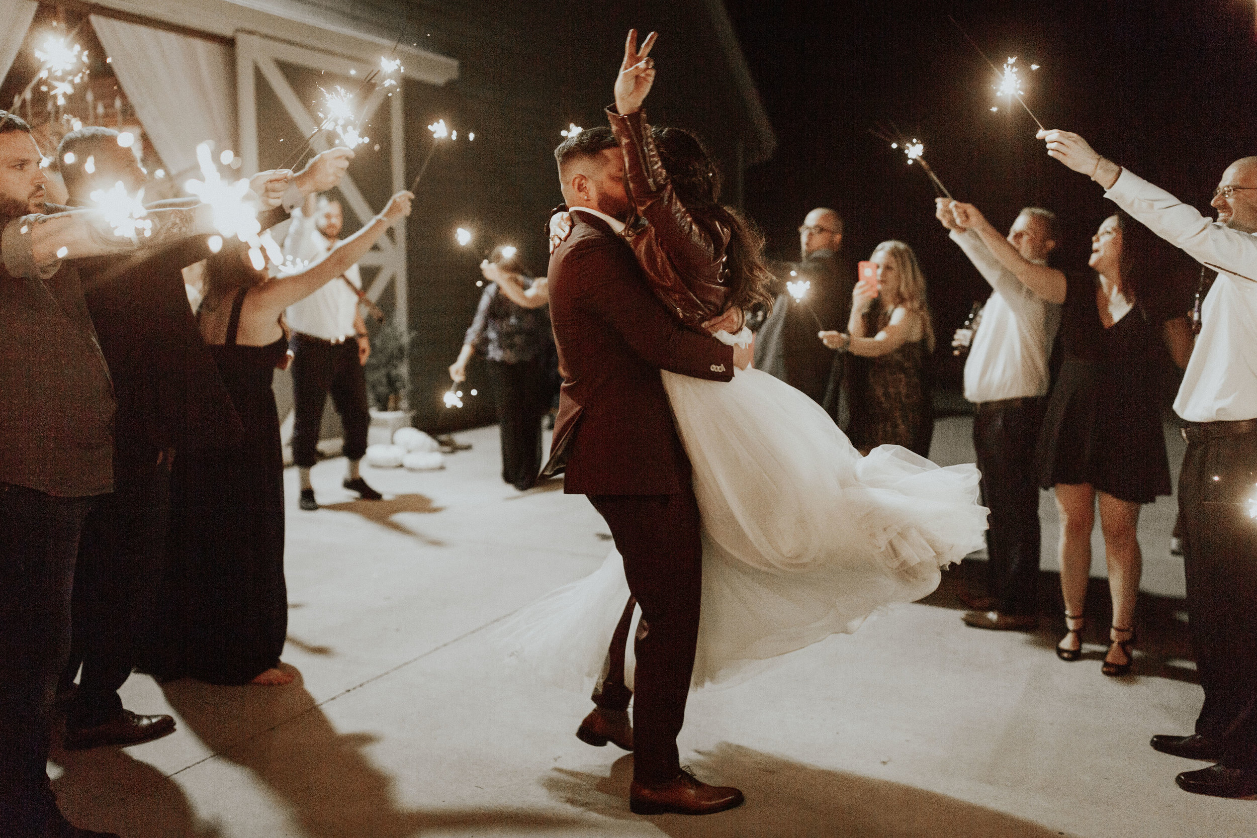 How To Be The Man, Not Just The Groom - Photo by Chelsea ReeceBy Chasen ShawChasen is a certified Wedding Entertainment Director and the owner of PartyBox. He and his wife Leslee Layton are the founders of Let's Revel.