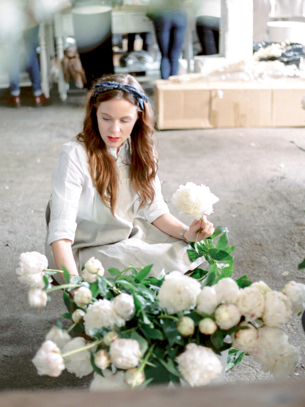 Beyond the Bottom Line - By Meg OwenMeg is a floral designer, a wedding planner, and the owner of Meg Owen Events.