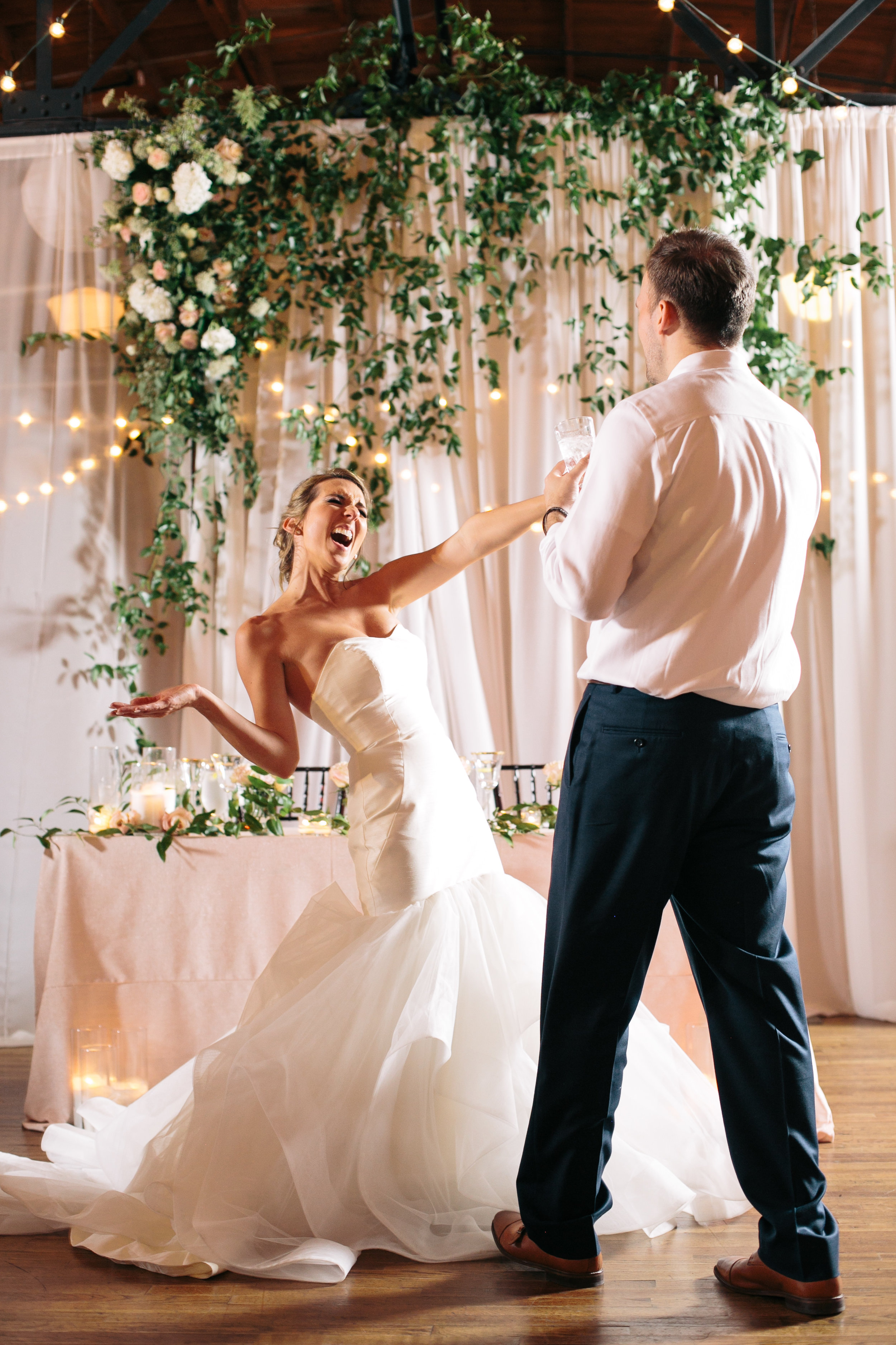 How to Plan A Wedding Reception that Doesn't Suck - Photo by Aaron SnowBy Chasen ShawChasen is a certified Wedding Entertainment Director and owner of PartyBox. He and his wife Leslee Layton are the founders of Let's Revel.