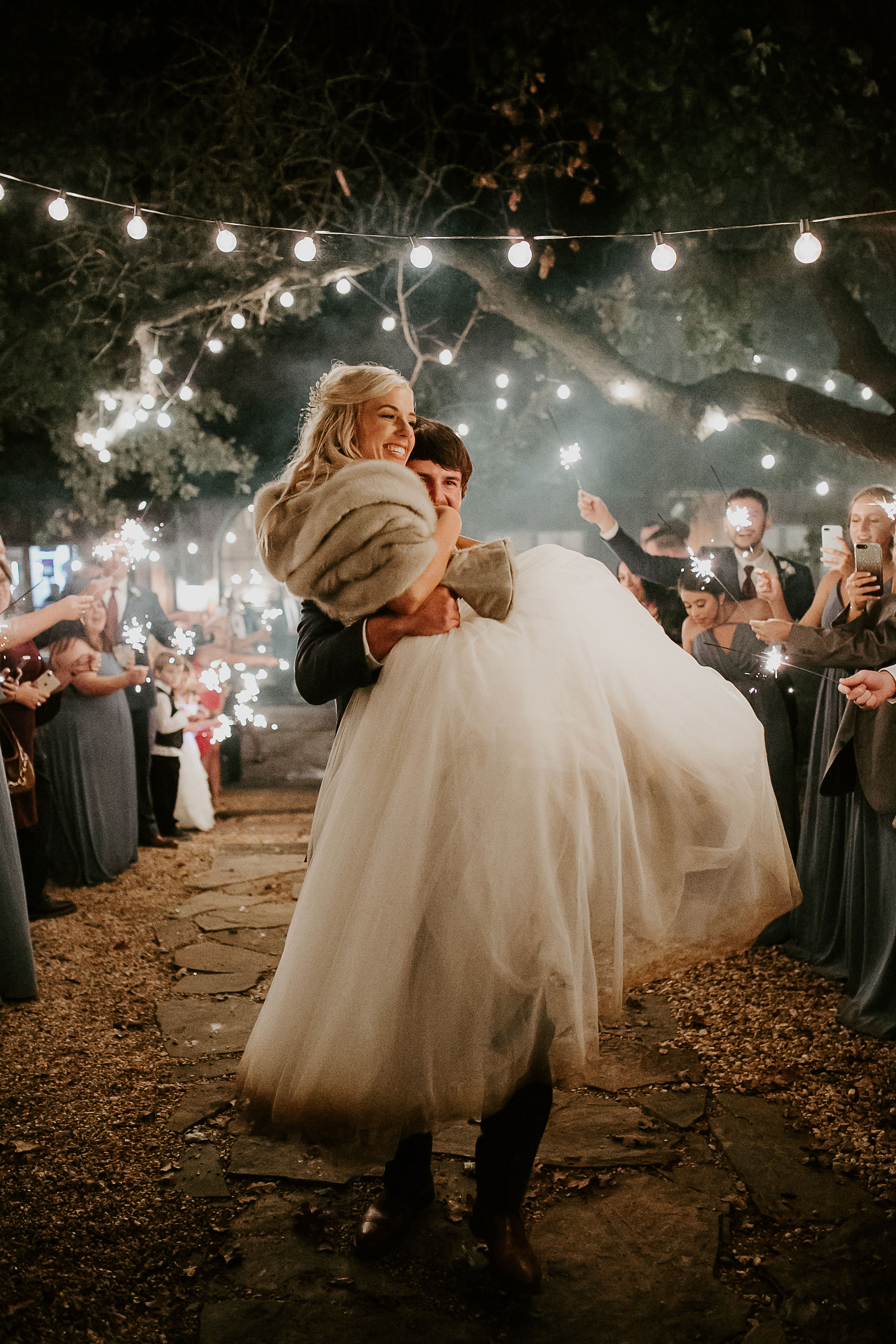15 Cost-Free Ideas for an Unforgettable Wedding Reception - Photo by Amanda ScottBy Chasen ShawChasen is a certified Wedding Entertainment Director® and the owner of PartyBox. He and his wife Leslee Layton are the founders of Let's Revel.