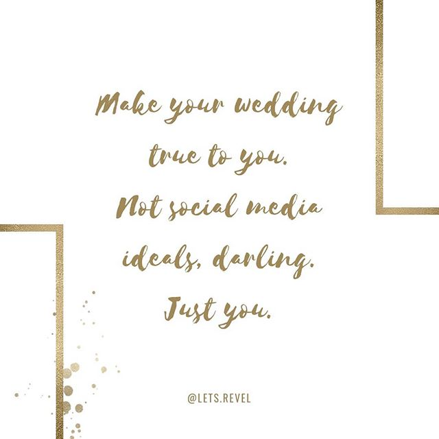 "We believe that there are certain truths when planning your wedding or any event. Namely, ""Make It True to You.""⁠ ....⁠ What's your wedding planning truth?  If you've been there done that, what did you find out along the way?  What single piece of advice would you share?⁠ ....⁠ Tag someone whose #1 wedding truth you'd like to hear.  We wanna hear from our most recent followers @kristenedwardsphoto @excellencephotobooths @veiledinmotion @bustlecoordination @uprooteddesigns @sundial.creatives⁠ ....⁠ #weddings #weddingtips #weddinginspo #okcweddings #oklahomaweddings #weddingplanning #brides #quotes"