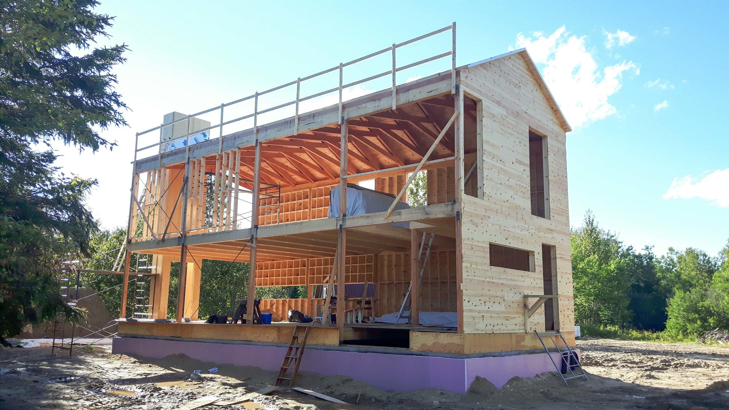 Résidentiel - Confiez nous votre projet de résidence.