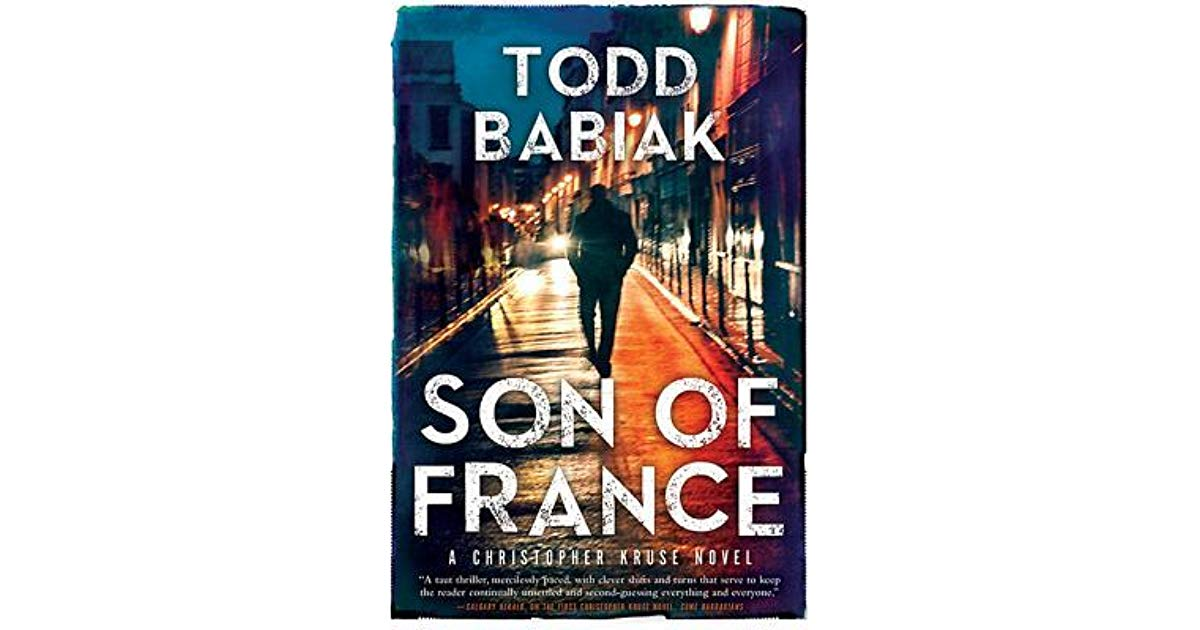 """""""With edge-of-your seat action and crackling tension, Son of France is a non-stop political thriller and engrossing new novel."""" (CBC)  """"Beautiful prose. . . . The book is cheaper than a trip to Paris and offers the thrills of hunting down terrorists without the real-life dangers."""" ( Publishers Weekly )  """"Imagine the depth of feeling in Catcher in the Rye—but add terrorists. . . . A terrific and meaningful chapter in the life of Kruse."""" ( Edmonton Journal )"""