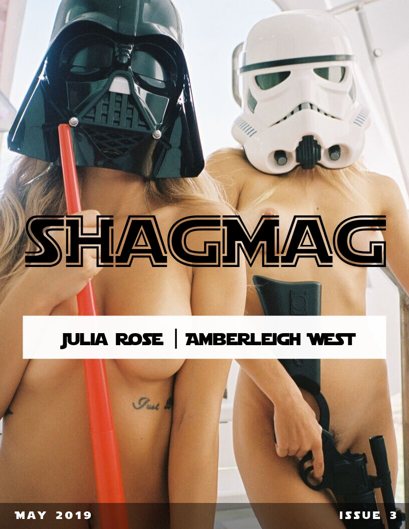 AMBERLEIGH WEST - MAY 2019 | ISSUE 3
