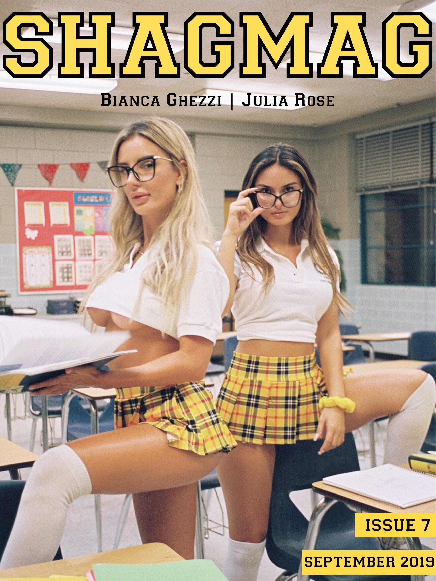 BIANCA GHEZZI - SEPTEMBER 2019 | ISSUE 7