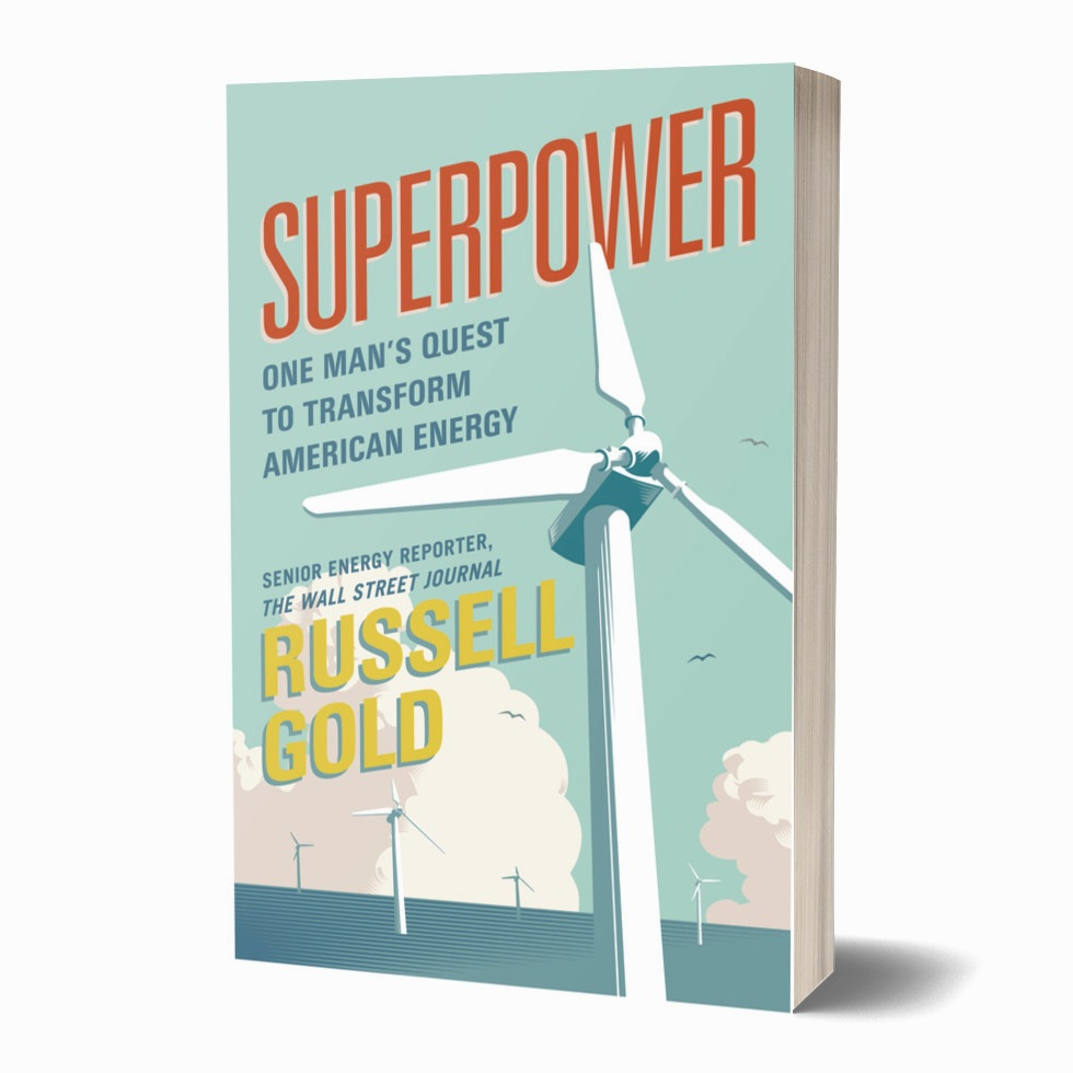 Superpower (my new book) - Available at all booksellers on June 25th, but don't delay. Preorder soon!