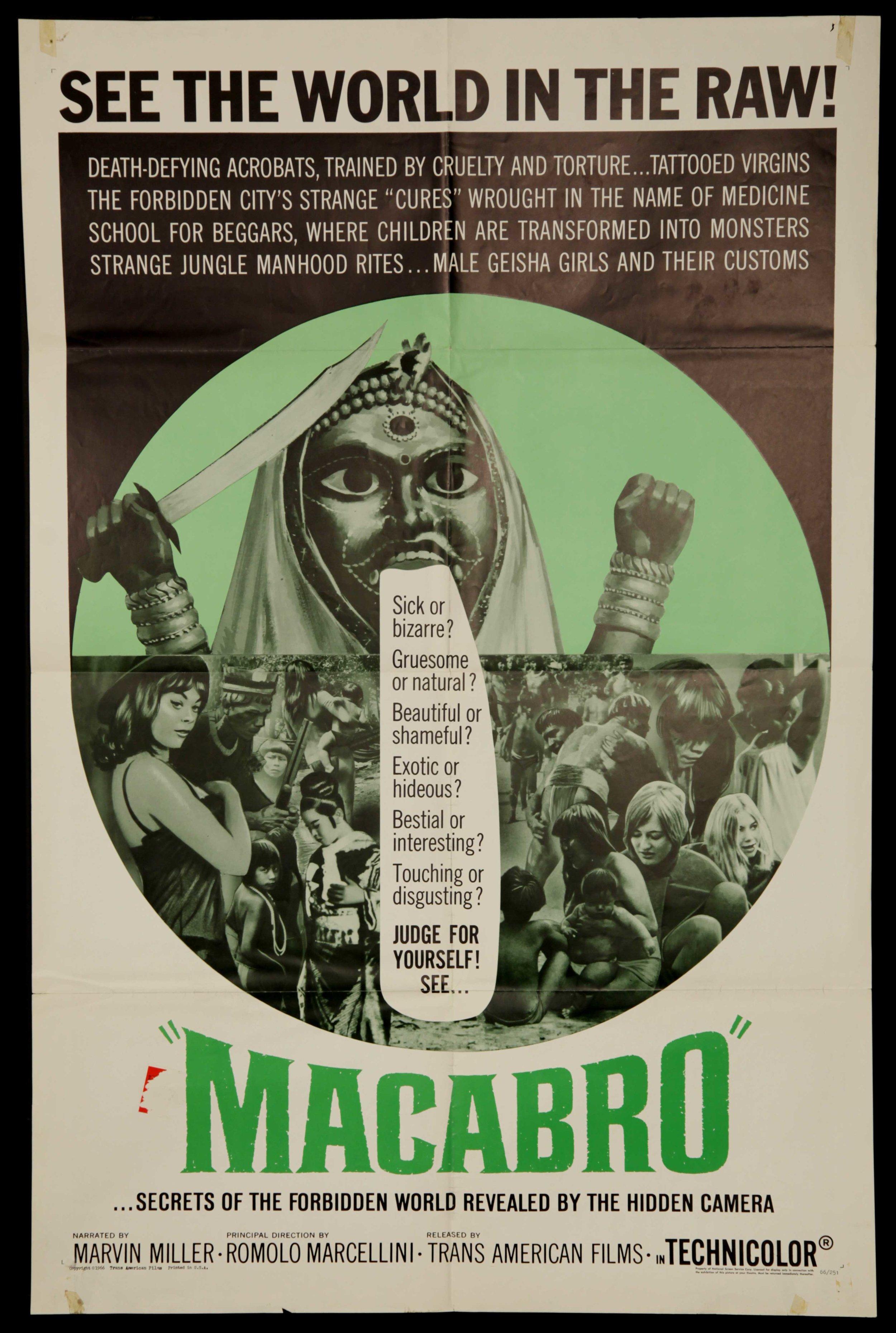 Macabro (1966)