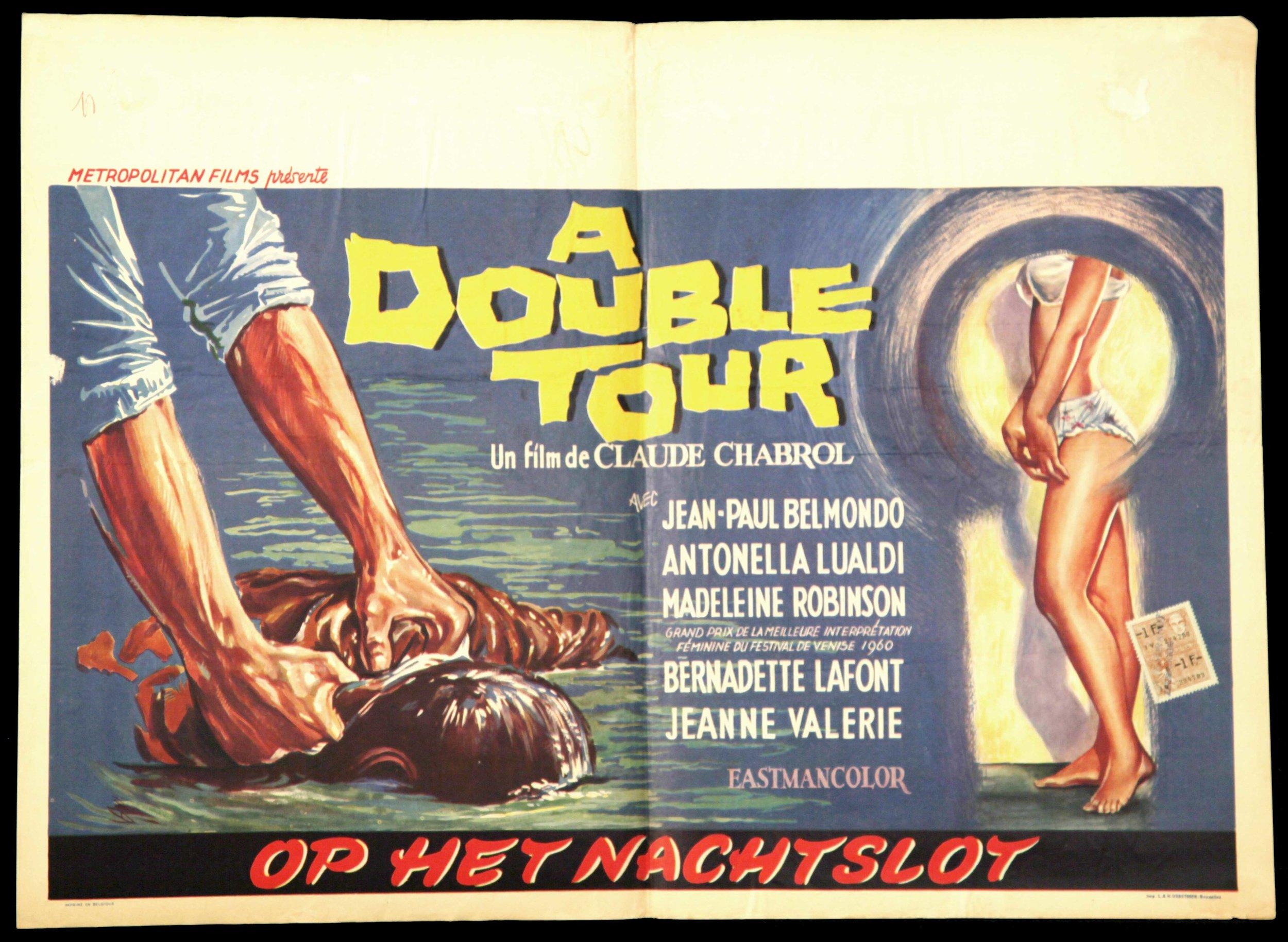 A Double Tour (1959)
