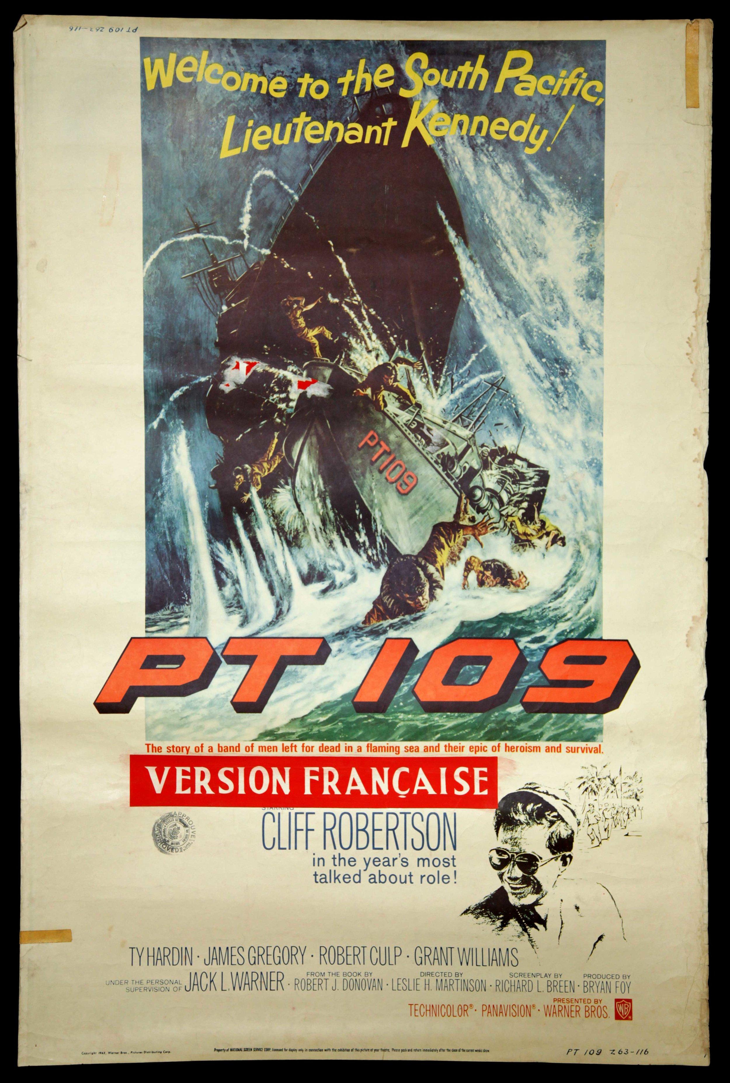 PT 109 (1963)
